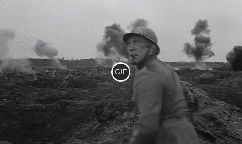 Гифки военные действия на поле боя