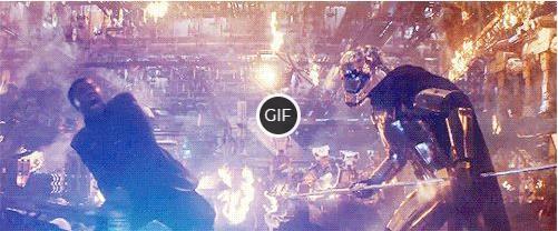 Гифки из фильма Звёздные Войны Последние Джедаи