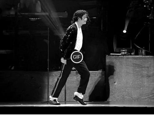 Гифки Майкл Джексон лунная походка