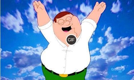 Гифки из мультфильма Гриффины с Питером