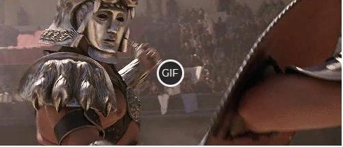 """Гифки из фильма """"Гладиатор"""""""