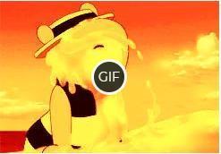 Гифка винни пух с мёдом