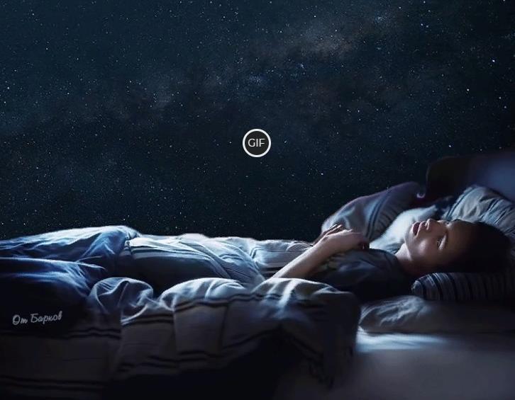 Красивая картинка Ярких снов