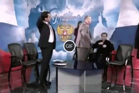 Драки Владимира Вольфовича Жириновского