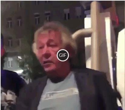 Гифка пьяный Михаил Ефремов