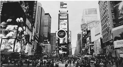 Гифка Нью Йорк