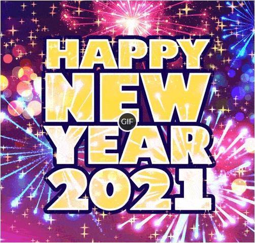 Новогодние гифки 2021 скачать бесплатно