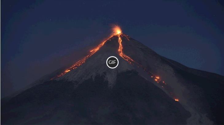 Топ - 10 самых больших вулканов в мире