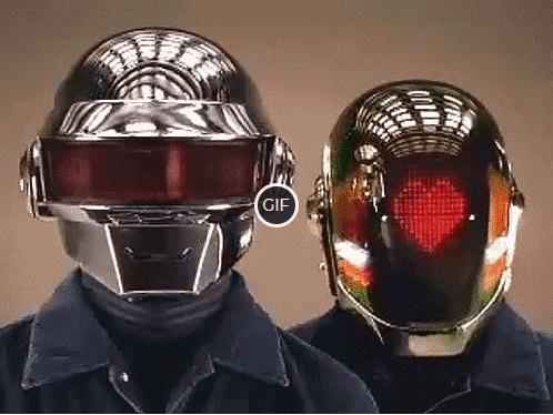 Прикольные гифки с роботами