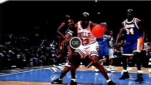 Спортивные гифки про баскетбол