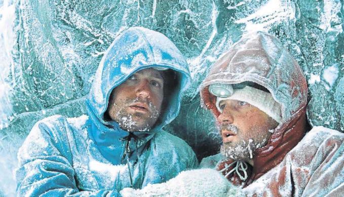 Топ - 10 лучших фильмов про горы и альпинистов