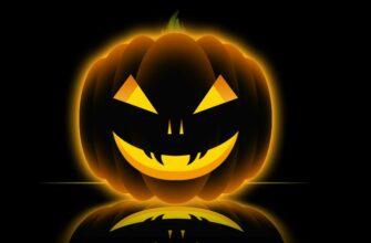 Halloween обои gif