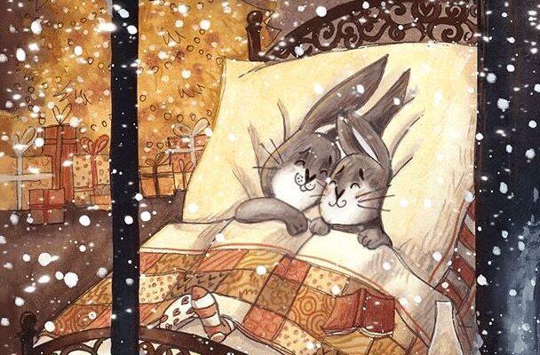Cпокойной ночи любимая картинки красивые романтические