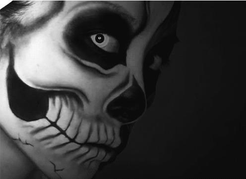 Гифки страшные аватарки